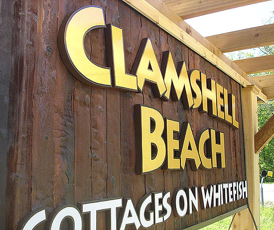 sandblasted hdu signs  sandblasted wood signs  custom